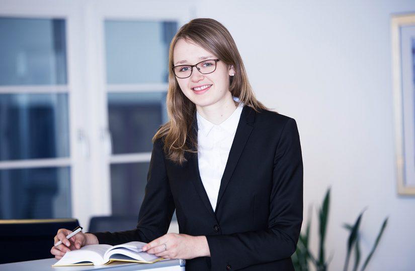 Juristische Mitarbeiterin MLaw Eliane Schmid