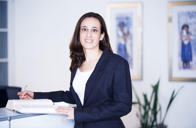 Rechtsanwältin Dr. iur. Sabine Baumann Wey