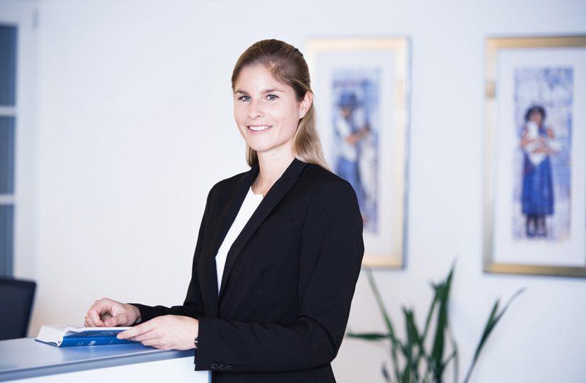 Rechtsanwältin MLaw Sabrina Meier