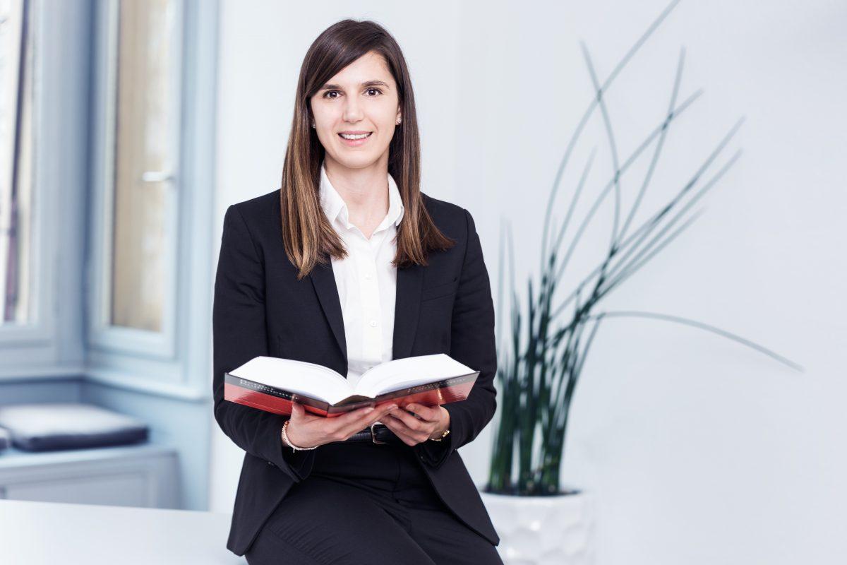 Rechtsanwältin MLaw Johanna Souto, LL.M., Luzern und Hochdorf