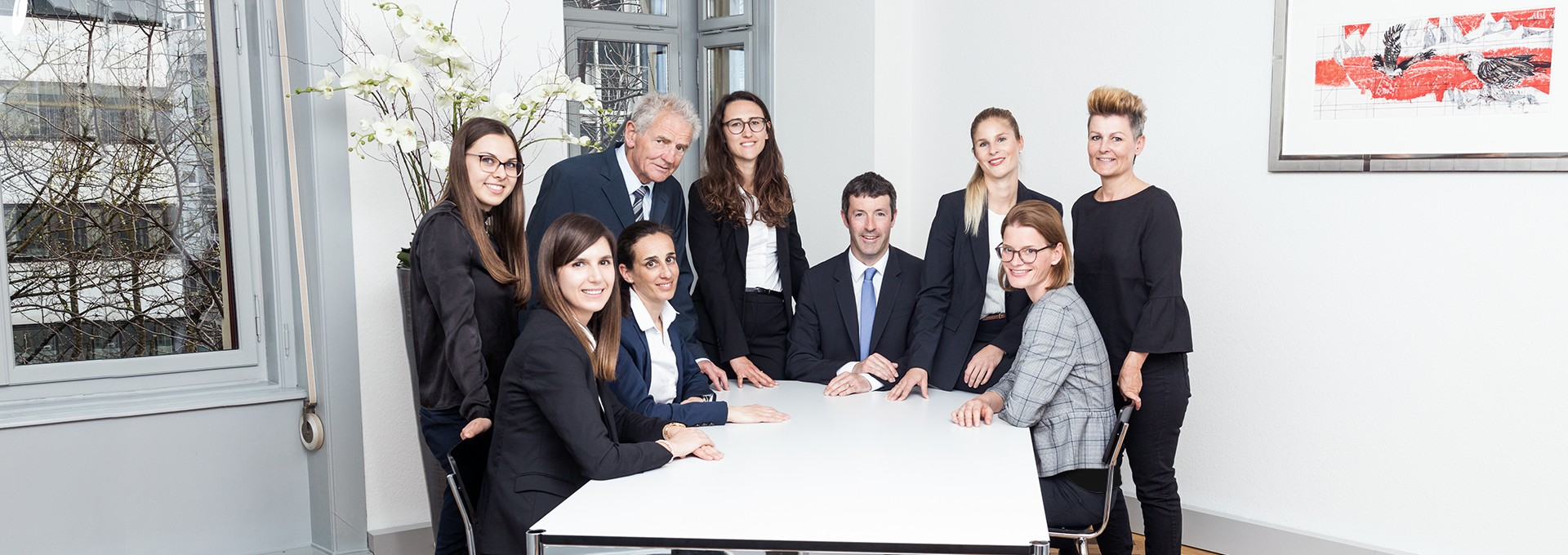 Team Vetsch Rechtsanwälte Hochdorf und Luzern